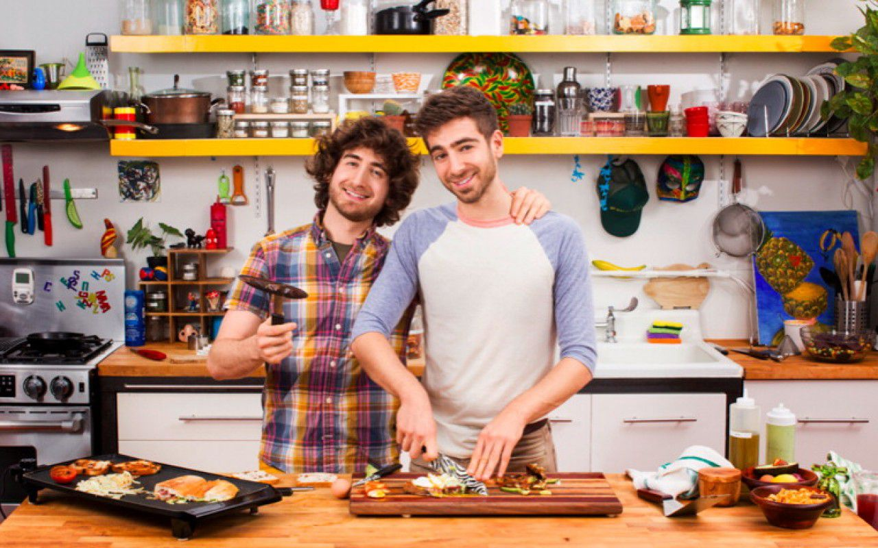 Brothers Green: Eats! alla conquista dell'Italia con l'aiuto di Jake La Furia