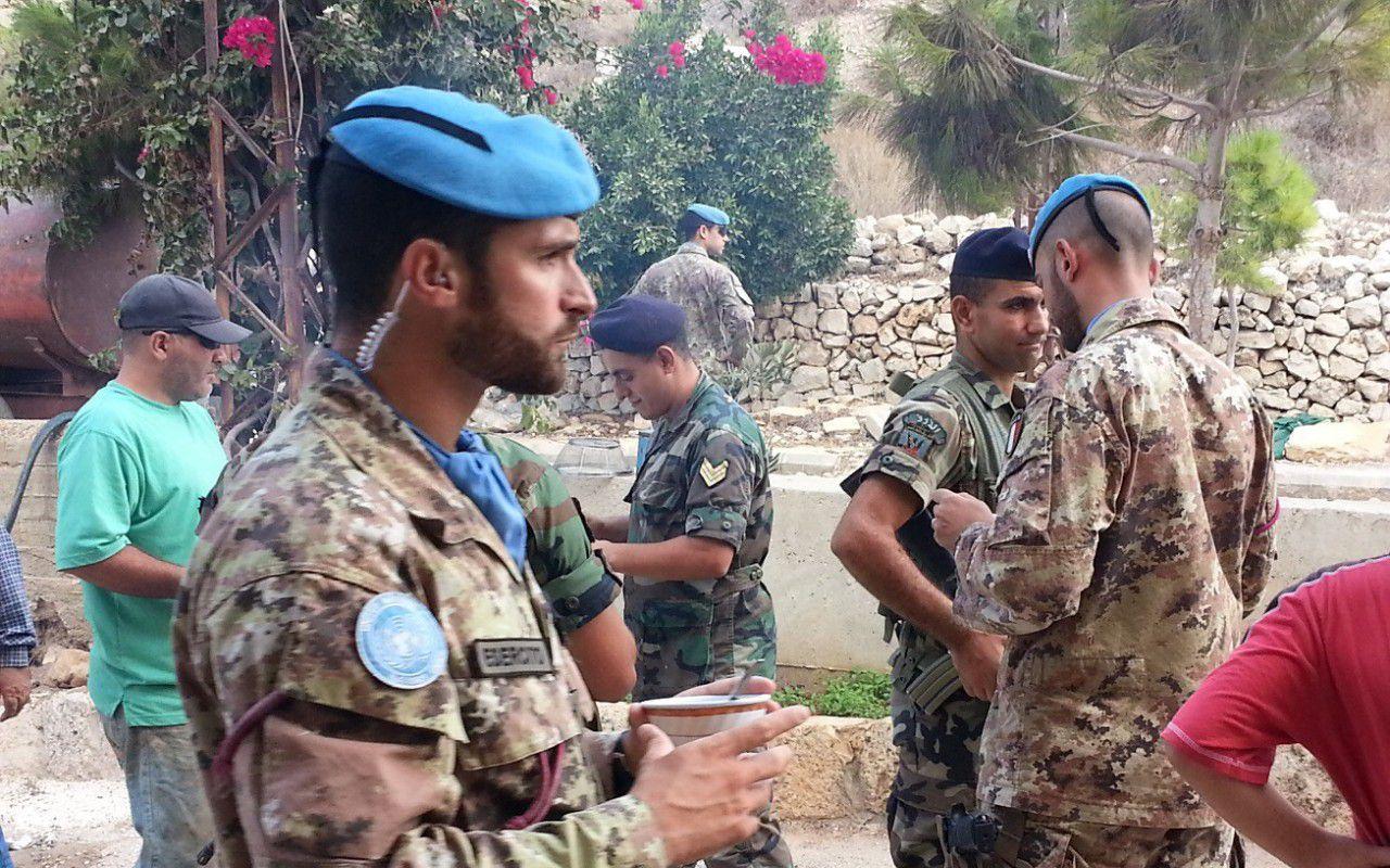 Lungo la Blue Line, l'esercito si racconta su Sky Cinema Cult
