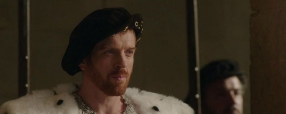 Wolf Hall: Damian Lewis dopo Homeland sale sul trono d'Inghilterra