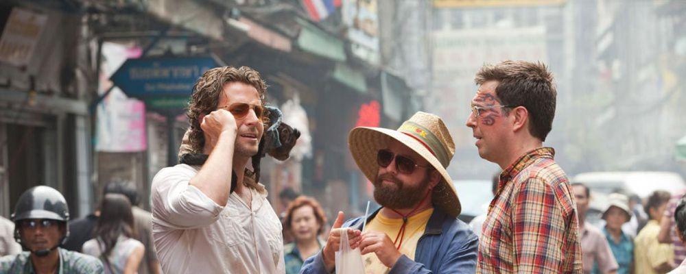 Una notte da leoni 2: cast, trama e curiosità della serata alcolica in replica a Bangkok