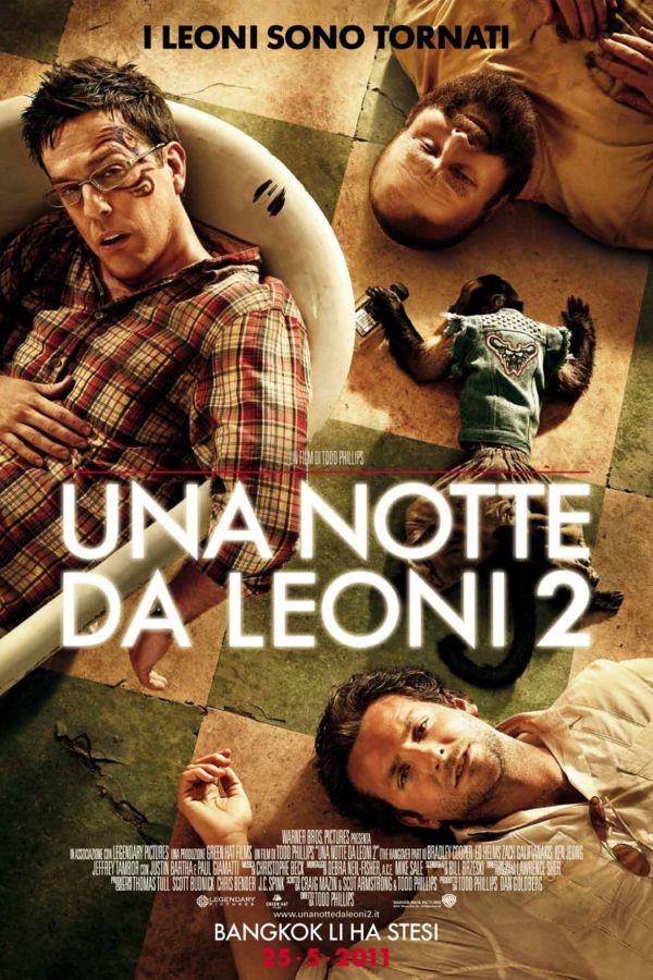 Una notte da leoni 2: cast, trama e curiosità della serata a