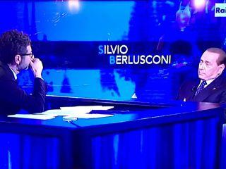 Berlusconi da Fazio: il ritorno di Silvio in tv tra comunisti e Beppe Grillo