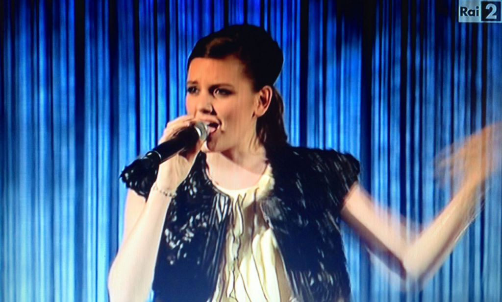 Carola Campagna the voice 3