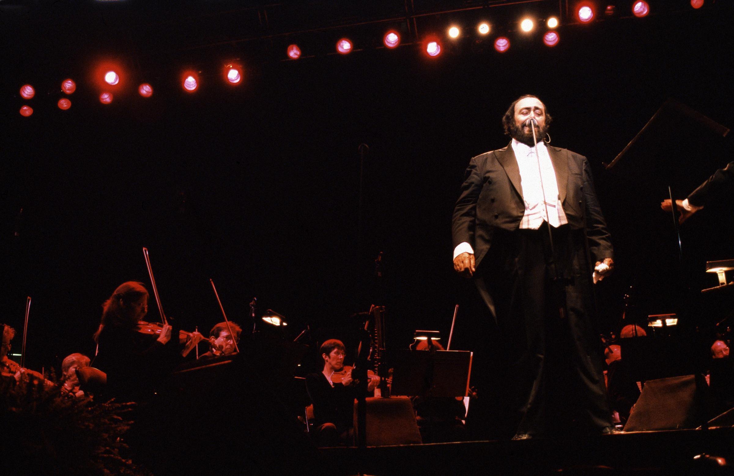 foto_Luciano Pavarotti