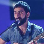 Fabio Curto: esce l'album del vincitore di The Voice of Italy 2015