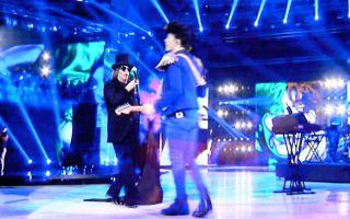 Renato Zero e Stash con i The Kolors illuminano la semifinale di Amici 14