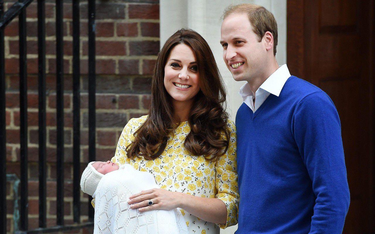 Charlotte Elizabeth Diana, il nome della royal baby