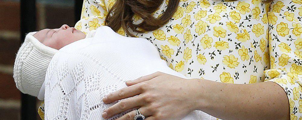 Charlotte Elizabeth Diana, il nome della royal baby omaggia i nonni