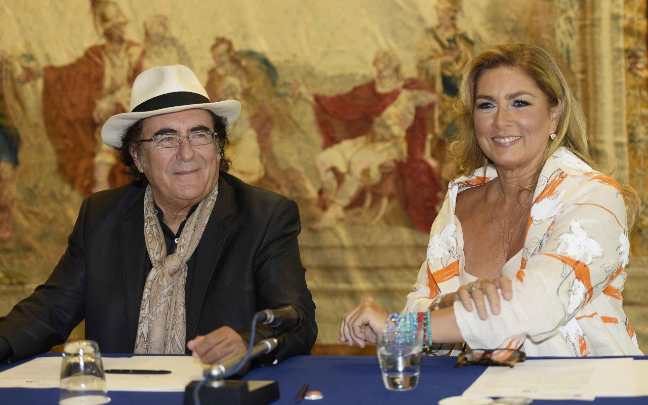 Al Bano e Romina Power in concerto all'Arena di Verona in diretta Rai