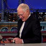 David Letterman, il fotoracconto dell'ultima puntata del Late Show