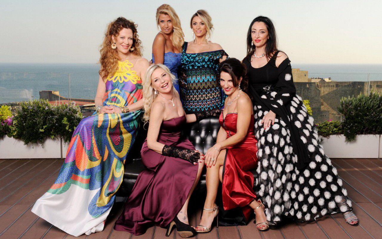 Lucky Ladies, l'alta società al femminile e in salsa napoletana su Fox Life