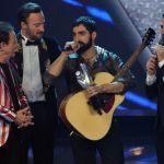Ascolti tv, vince Velvet, sui social trionfa The Voice e il successo di Fabio Curto