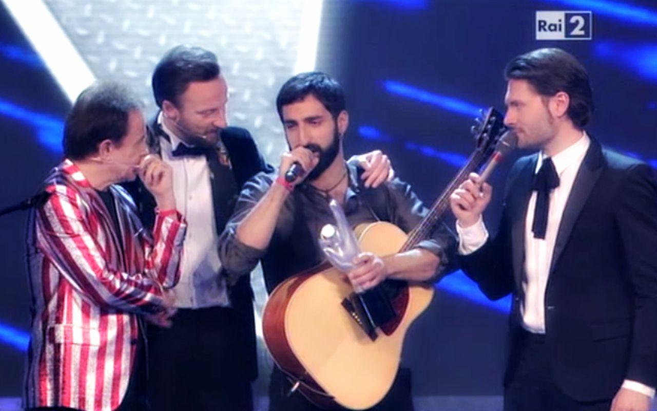 The Voice, la finale: il vincitore è Fabio Curto