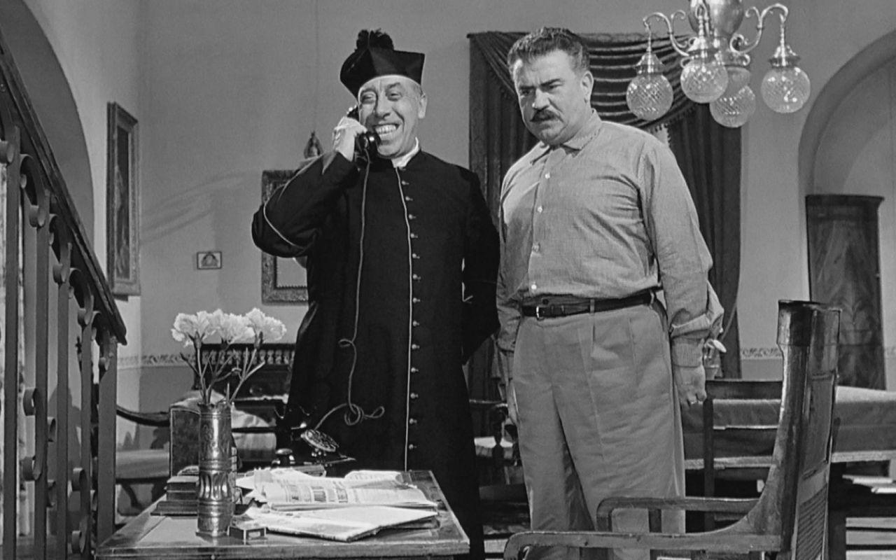Don Camillo Monsignore… ma non troppo, i nostri eroi tre anni dopo: cast, trama e curiosità