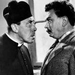 Il ritorno di Don Camillo, il secondo film della saga con Fernandel e Gino Cervi