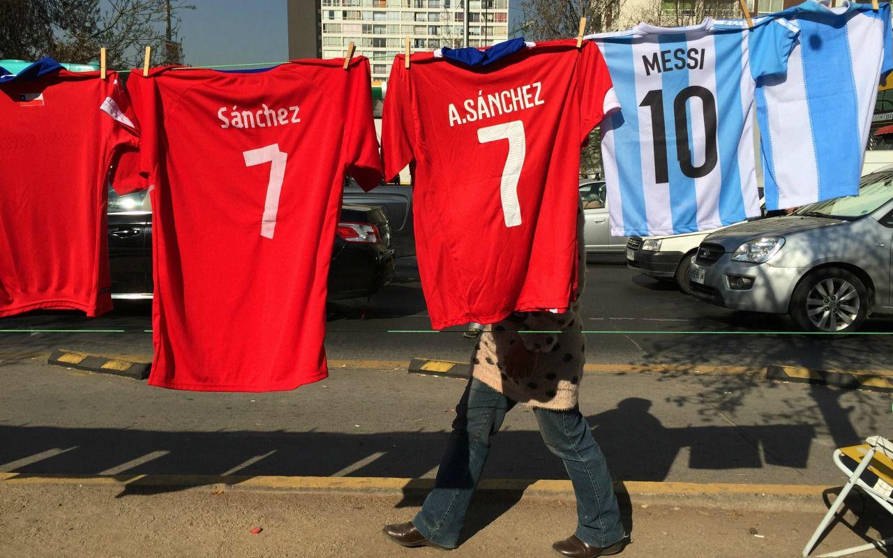 Copa America, Cile-Argentina in diretta su Gazzetta Tv