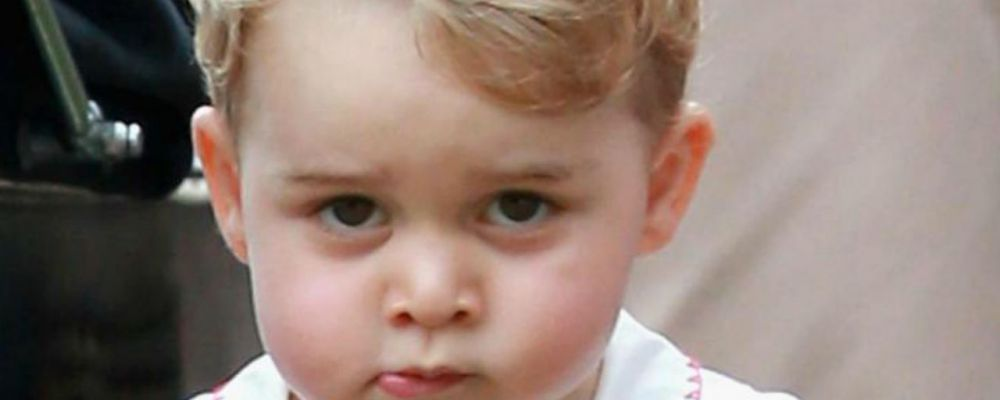 William e Kate contro i paparazzi: 'Lasciate in pace George'