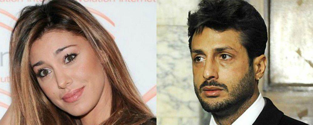 Fabrizio Corona e Belen Rodriguez: incontro 'segreto' senza fidanzati