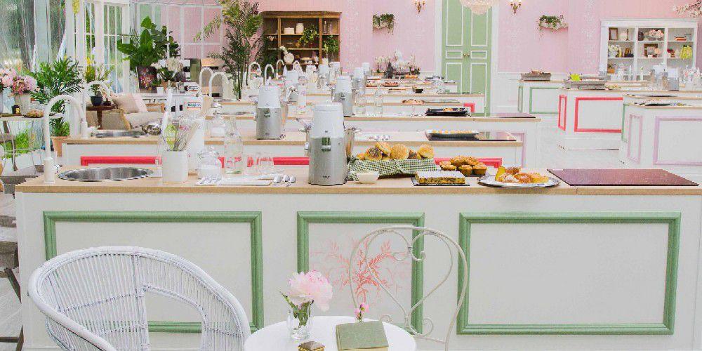 Bake off Italia, le foto di Villa Annoni di Cuggiono, nuovo set in anteprima