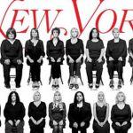 Bill Cosby: la copertina del New York Magazine con le donne molestate