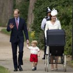 Royal Baby 2, oggi il battesimo della principessa Charlotte