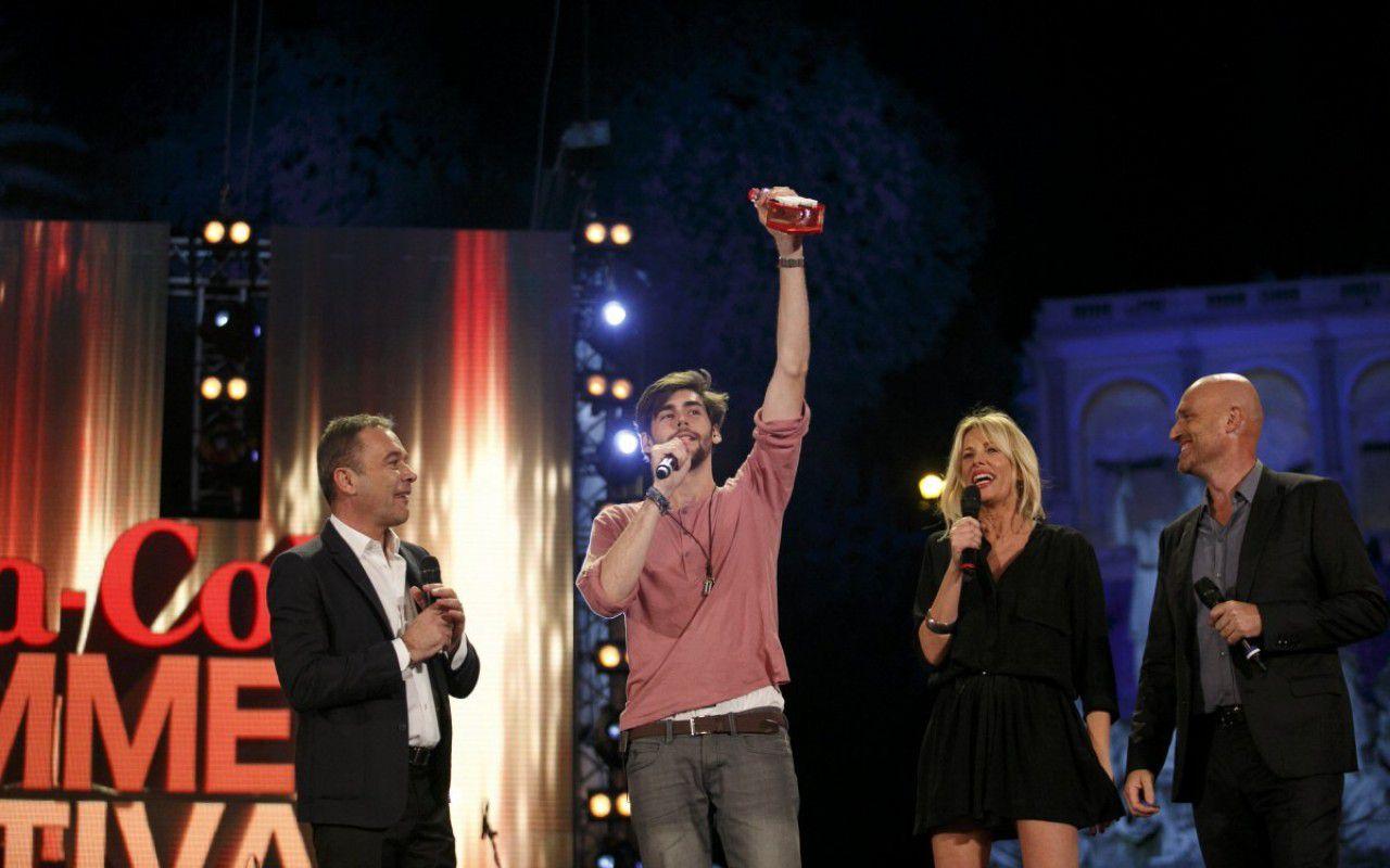 Coca Coca Summer Festival, Alvaro Soler è il re dell'estate