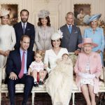Royal Baby, le immagini ufficiali del battesimo di Charlotte Elizabeth Diana