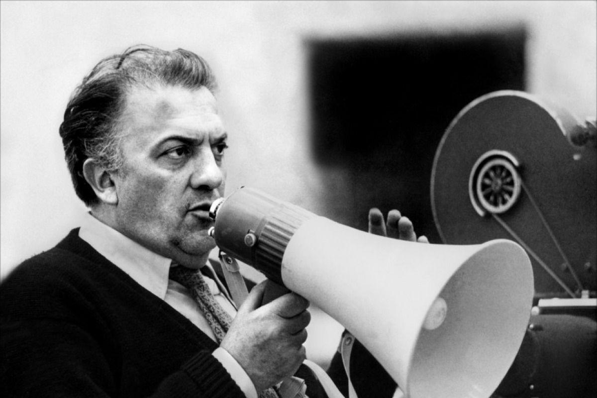 Memorie di Fellini, la rassegna di Iris per la Mostra del cinema di Venezia