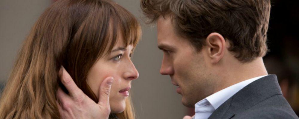 Cinquanta sfumature di grigio, il film scandalo del 2015 arriva in prima tv su Canale 5