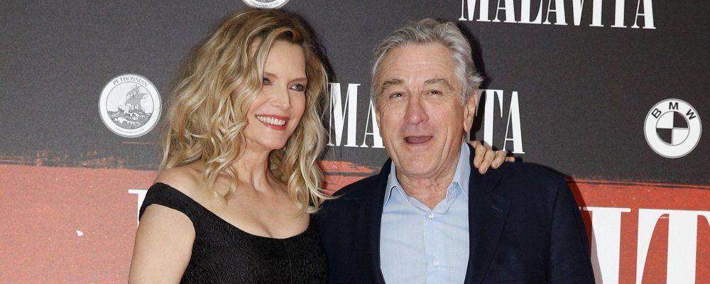 Arriva in tv la storia di Bernie Madoff con Robert De Niro e Michelle Pfeiffer
