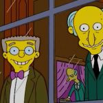 Simpson, il coming out di Smithers : 'Sono gay'
