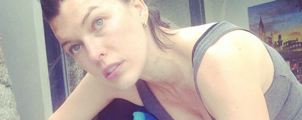 Milla Jovovich, incidente sul set di Resident Evil: 'Pregate per la mia controfigura'