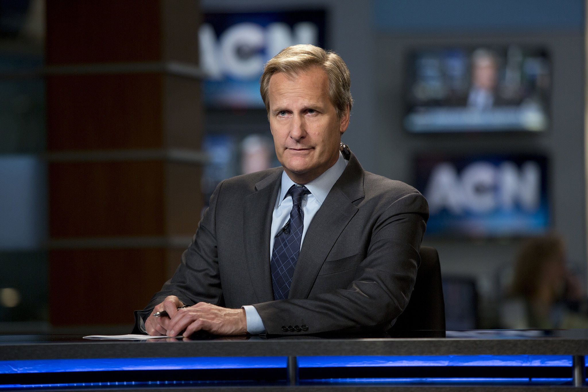 Will McAvoy - The Newsroom