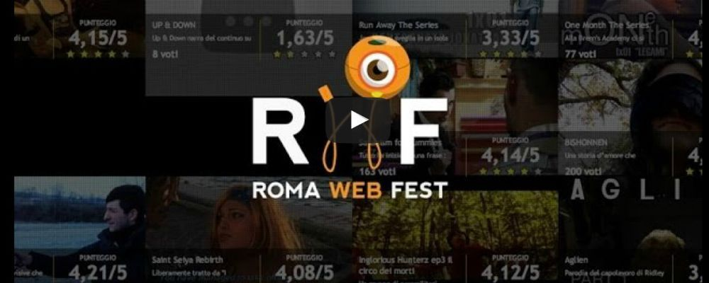 Roma Web Fest 2016, la quarta edizione in partnership con Sky
