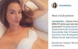L'estate di Micol Olivieri tra sexy bikini e tanto social