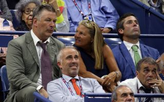 US Open di tennis, parata di vip: da Kim Kardashian a Justin Timberlake