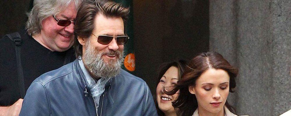 Jim Carrey denunciato per il suicidio dell'ex fidanzata Cathriona White