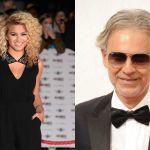 Mtv Ema 2015, Andrea Bocelli farà un duetto con Tori Kelly