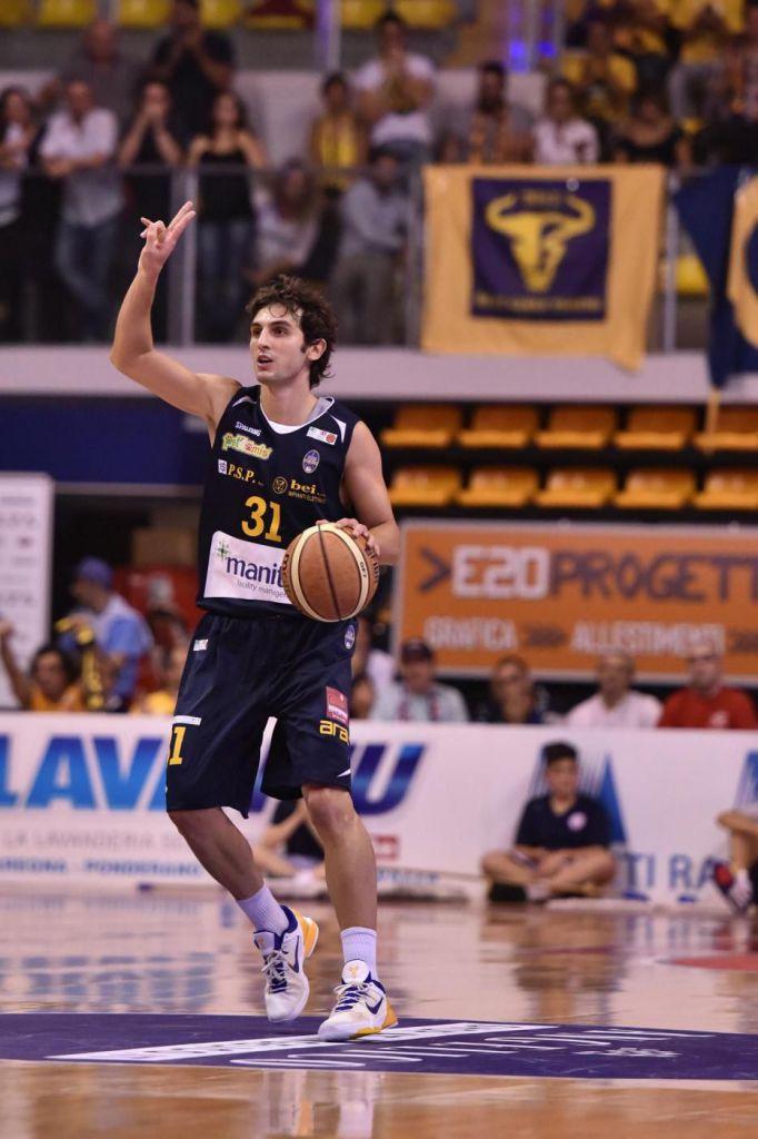 Angelico Biella vs Manital Torino - Basket Serie A2 Gold 2014-2015