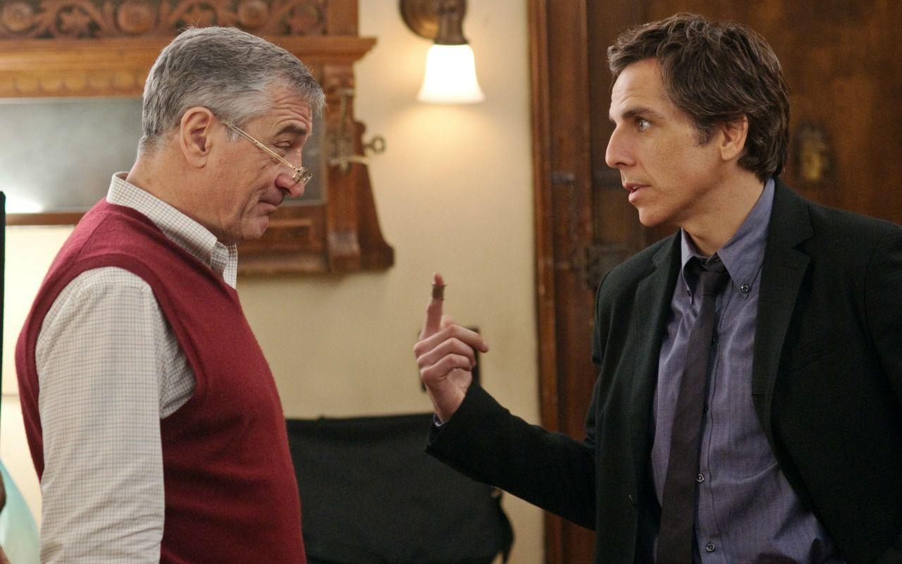 Vi presento i nostri, l'esilarante sequel con Ben Stiller e Robert De Niro