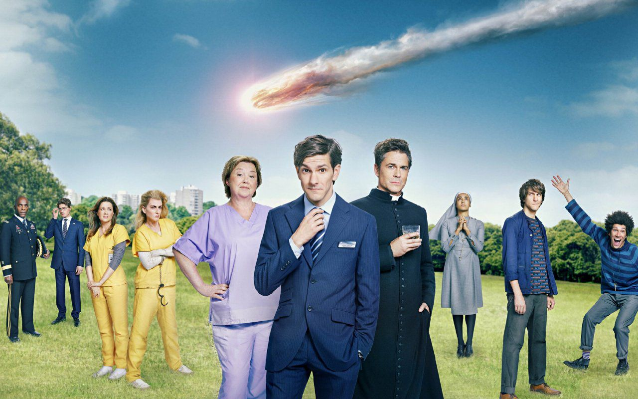You, Me and The Apocalypse: la fine del mondo con Rob Lowe e Gaia Scodellaro