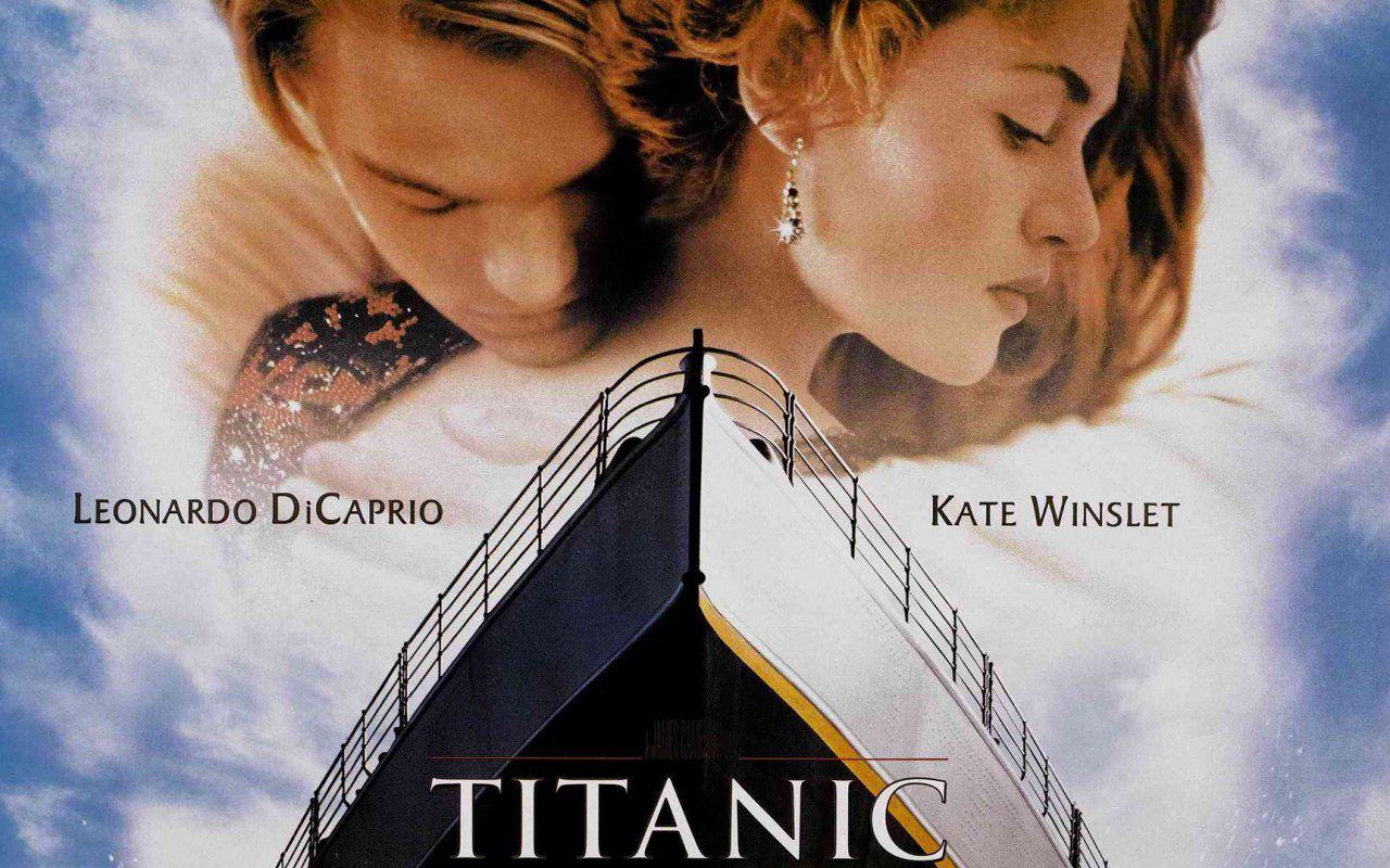 Titanic, il capolavoro di James Cameron in