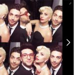 Columbus Day: a New York Il Volo incontra Lady Gaga ed è subito selfie