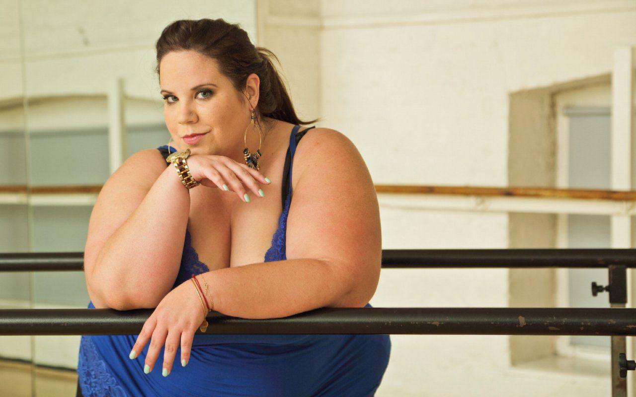Il favoloso Mondo di Whitney, la ballerina sovrappeso che danza contro gli stereotipi