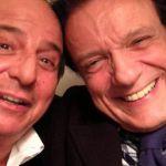 Giancarlo Magalli e il selfie con Massimo Ranieri: è polemica con Gianni Morandi