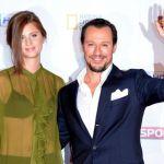 Stefano Accorsi e Bianca Vitali: è nato Lorenzo
