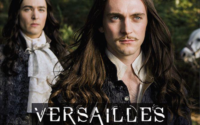 Risultati immagini per Versailles serie tv