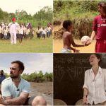 Se fossi nato in... Chef Rubio, Marco Delvecchio, Mago Forest e Giorgia Surina per ActionAid