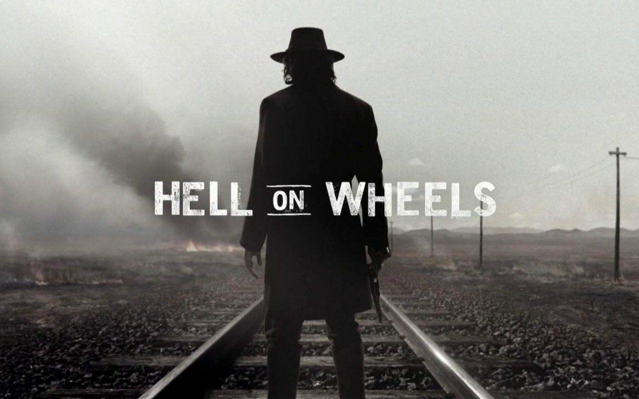 Hell on Wheels, dal 30 novembre in prima tv su Rai Movie la quarta sta