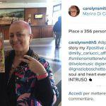 Carolyn Smith: 'Combatto un cancro al seno con l'aiuto di Milly e Ballando con le Stelle'
